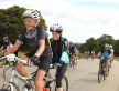 Ride London on a Tandem
