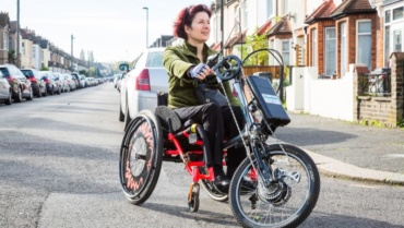 Launch of new Guide to Inclusive Cycling