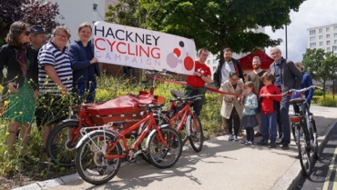 Hackney Cycling Campaign's Burns Night