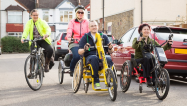 Annual Survey of Disabled Cyclists