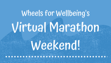 Virtual Marathon Weekend!