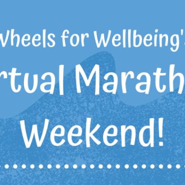 Virtual Marathon Weekend!