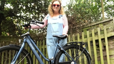 Aisling's Journey Into Cycling
