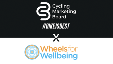 Pledging our support to the Cycling Marketing Board!