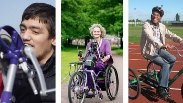 Enthusiastic Disabled cyclist and good listener? Become a virtual Peer Mentor!