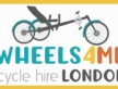 Wheels4Me – inclusive cycle hire for you?