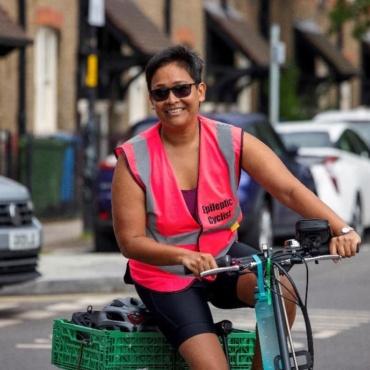 My Cycling Story: Quailyn