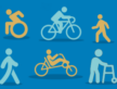 Walking, Wheeling, and Cycling Definitions!